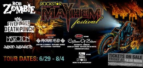 MAyhem Fest 2013